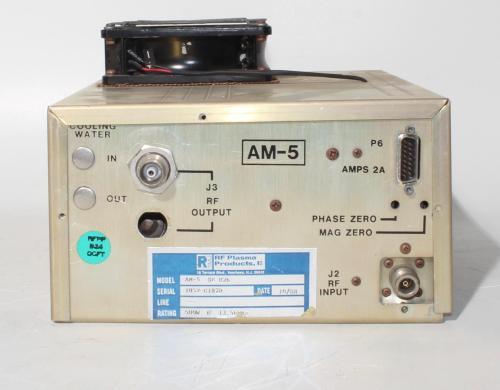 Advanced Energy AE RFPP AM-5