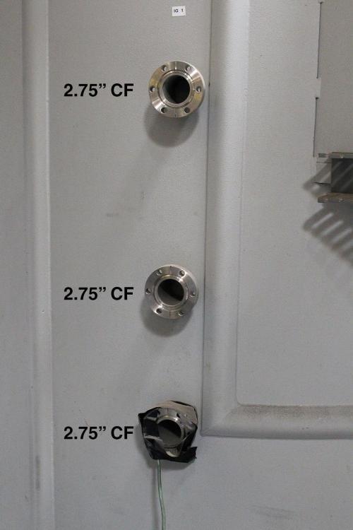 Stainless Steel Vacuum Chamber