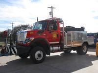 New 2014 Brush Truck - Muleshoe Fire Department