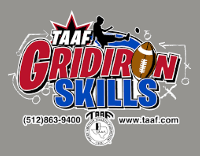 The T.A.A.F. Gridiron Skills Competition Is Coming To Ennis!
