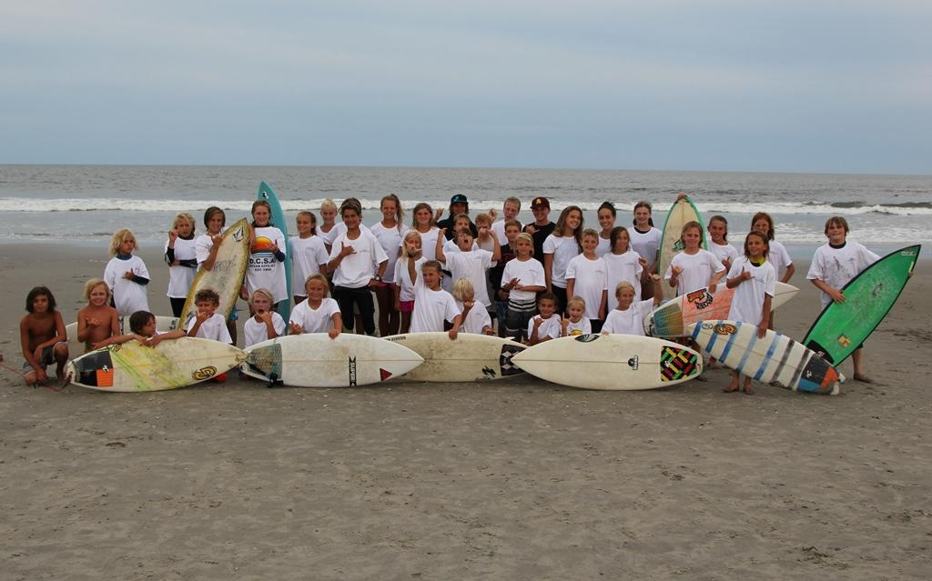 Results Of Youth Surfing Contest Series In Ocean City