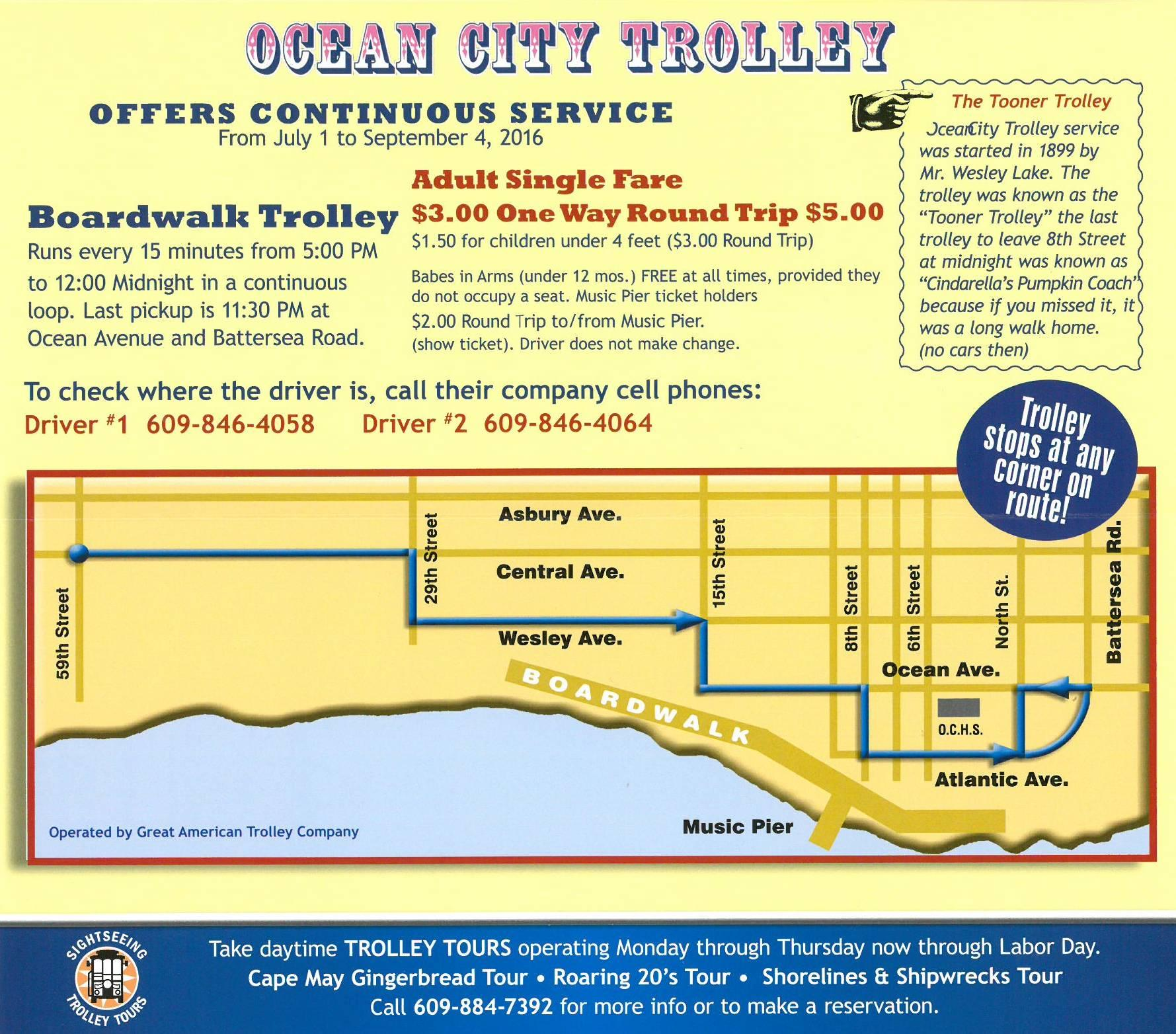 Tide chart for ocean city nj gallery free any chart examples ocean city trolley service starts on july 1 nvjuhfo gallery nvjuhfo Images