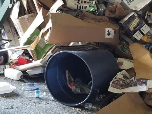 Trash and Recycle FAQ