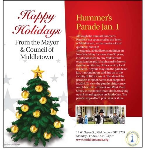 Hummers Parade 2017