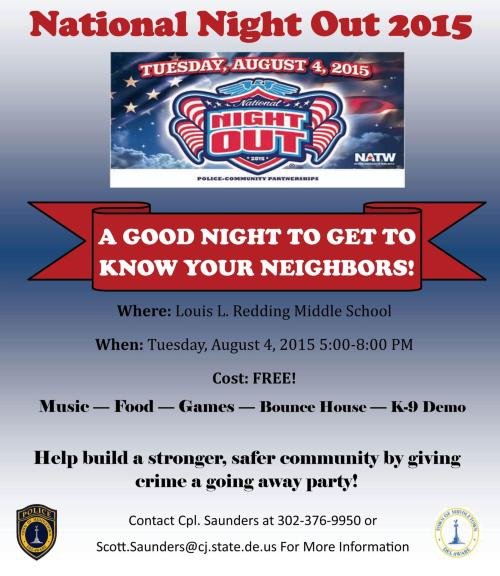 National Night Out Middletown