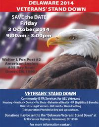 Veterans Stand Down