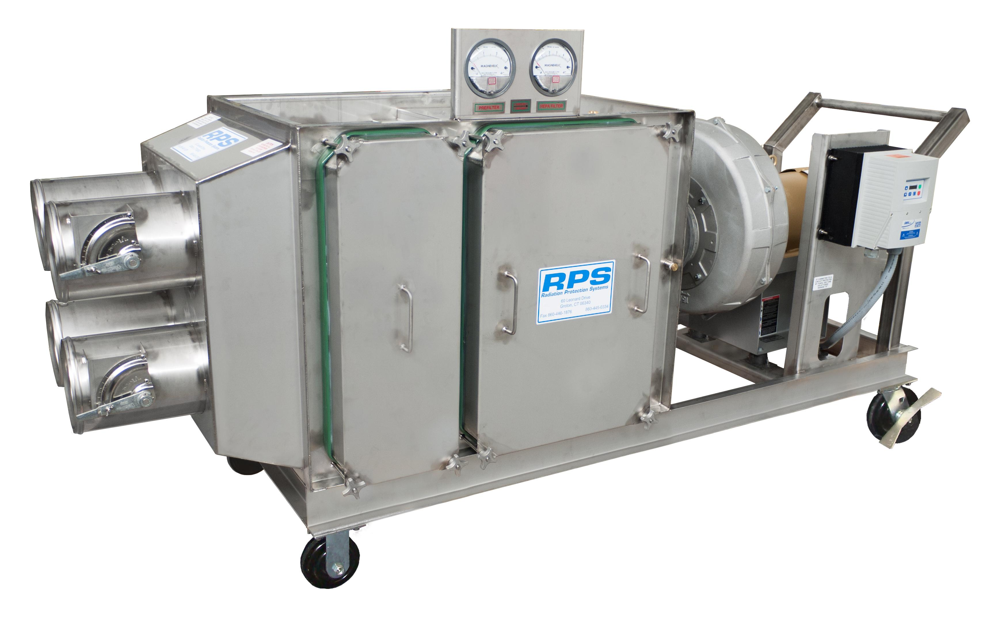 Portable Hepa Air Filtration Adsorption Amp Treatment Systems