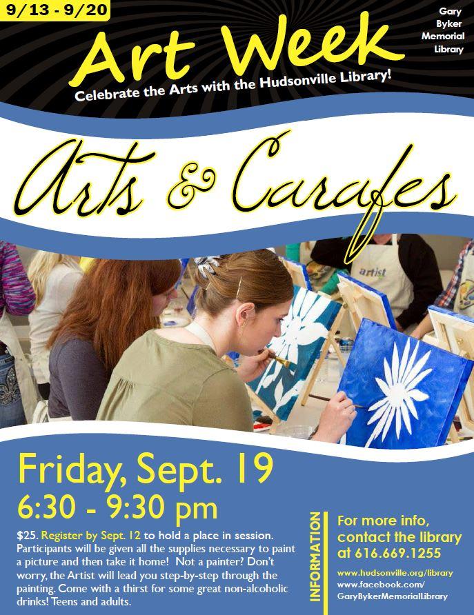 Arts And Carafes