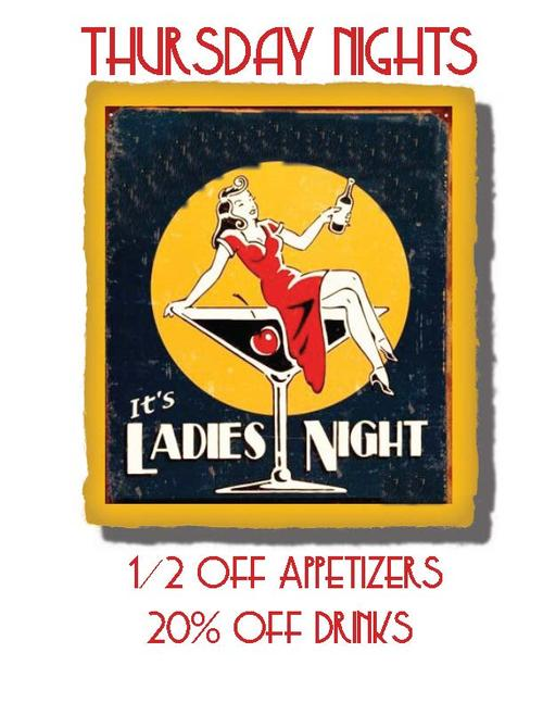 Ladies' Night!