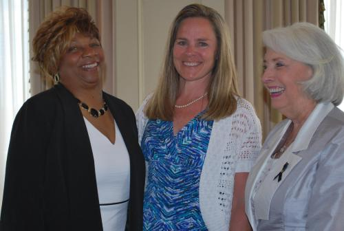 Brenda, Melynda, & Theda--Citizenship 2015