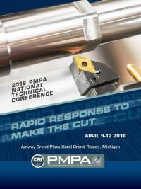 PMPA 2016 National Technical Conference