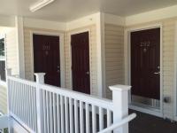 Meadowbridge Apartments - Exterior Doors